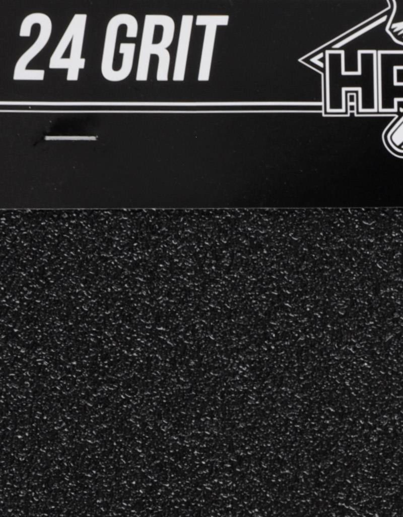 Hammer Tape Hammer Griptape 24er-Korn Black 4 Matten à 28 x 28 cm