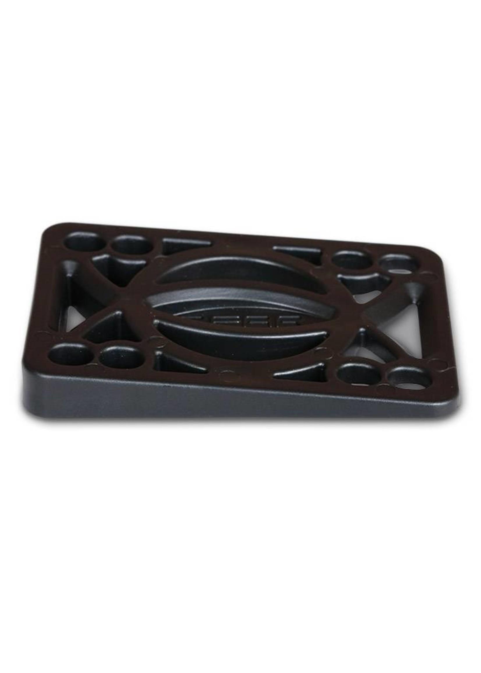 """Bear Achsen Bear Hard Angled Riser Pads 3/8"""" Wedge for Trucks"""