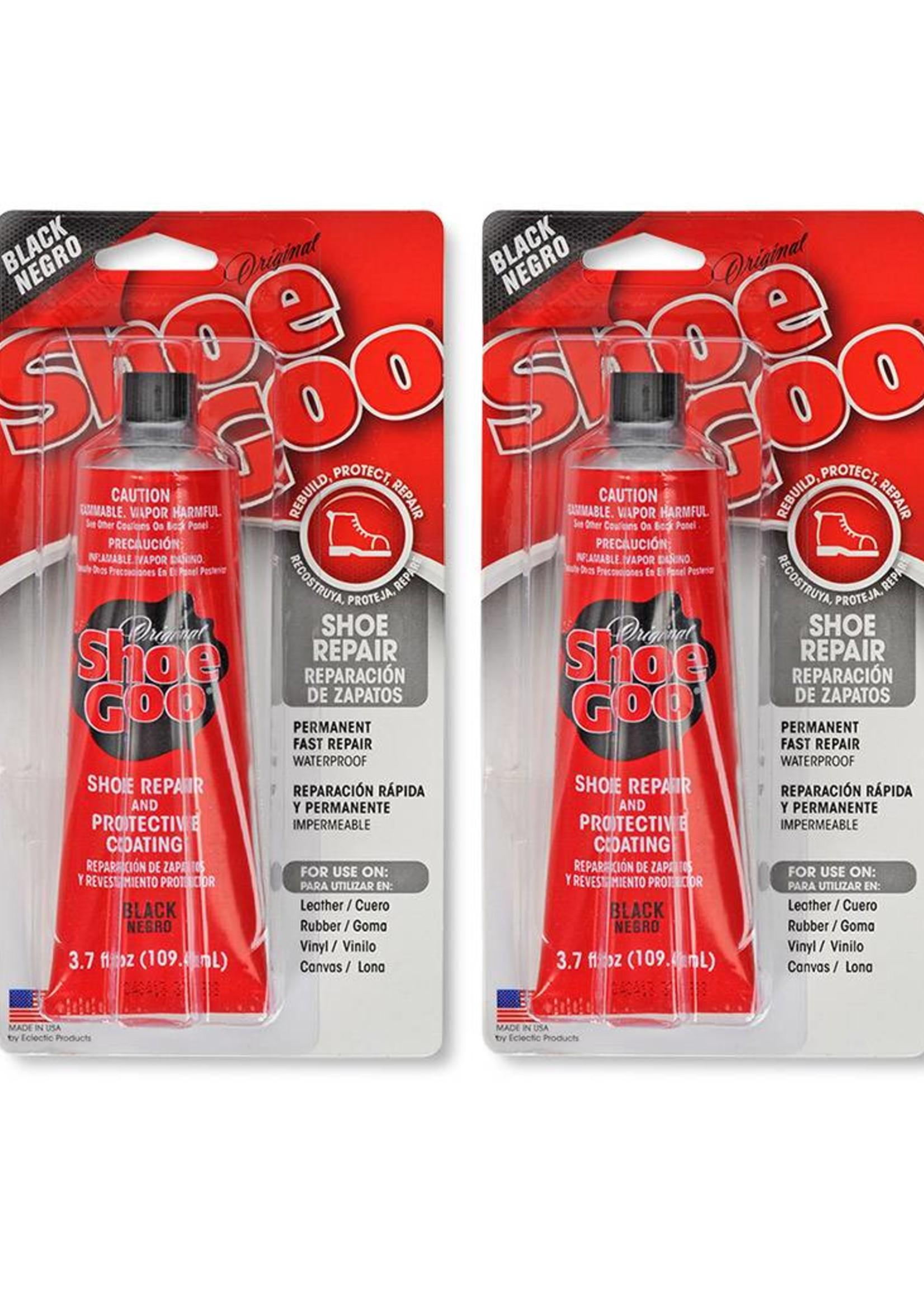 Shoe Goo Shoe Goo Original 110 ml Black 2-Pack with 10% Discount