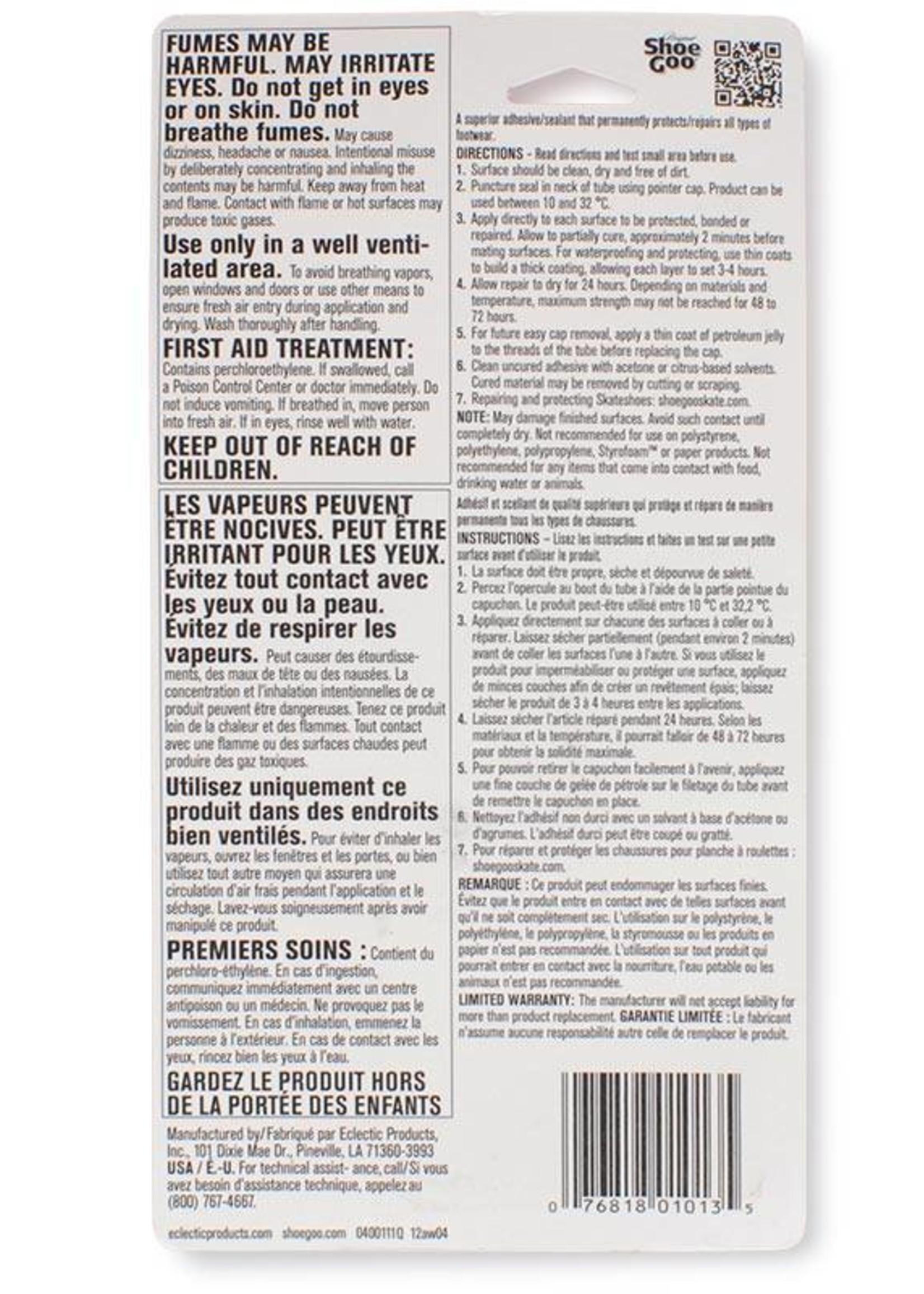 Shoe Goo Shoe Goo Original 110 ml Clear 3-Pack with 15% Discount
