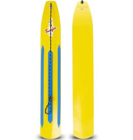 Snurfer Snurfer The Classic Rocket Yellow