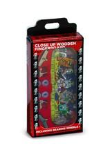 Close Up Fingerboards Close Up Boardstyle Banquet Scene 34 mm Generation 5.1 Fingerboard Bausatz