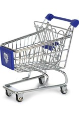 Close Up Fingerboards Close Up Fingerboard Shopping Cart Blue