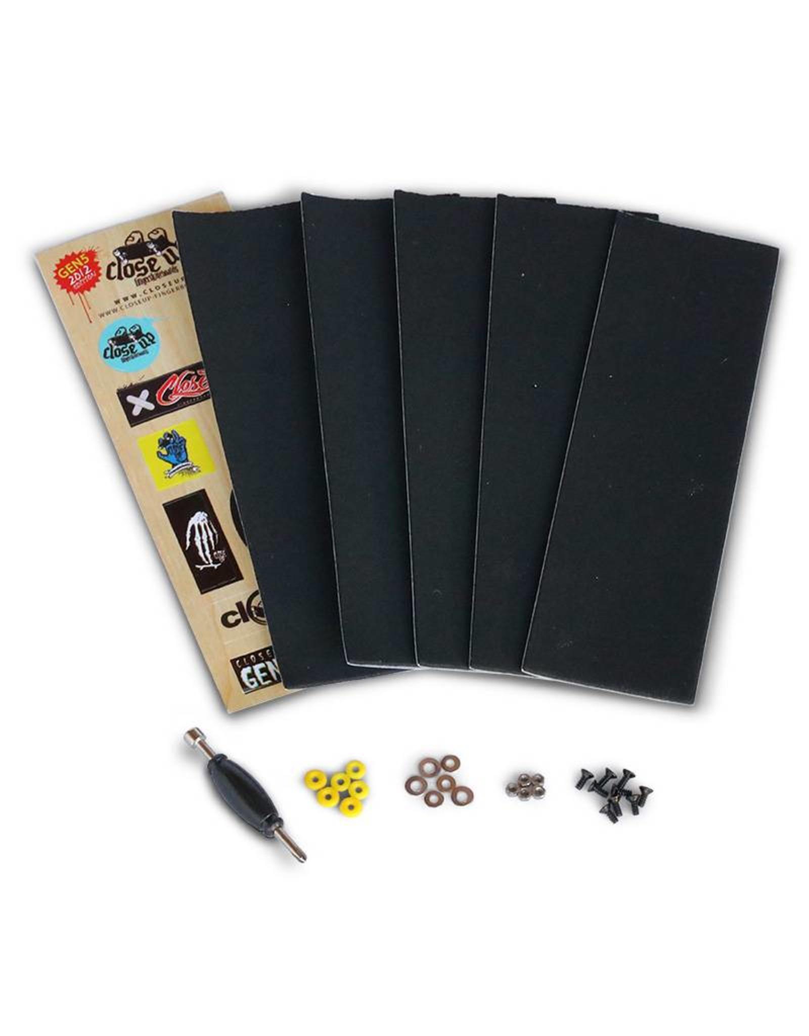 Close Up Fingerboards Close Up Fingerboard Repair Kit