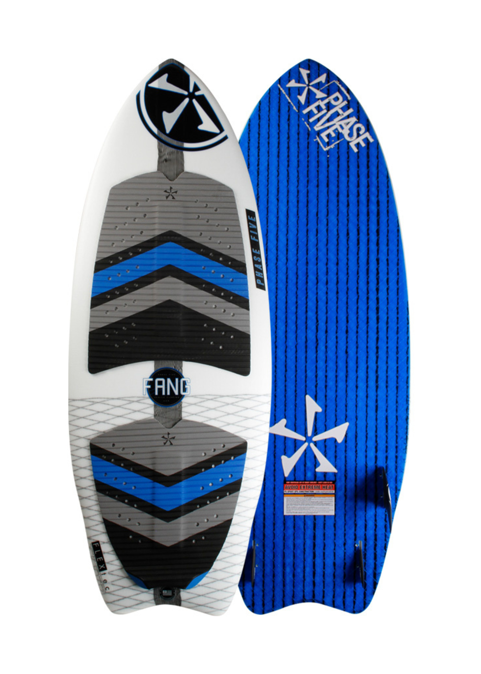 """Phase Five Phase Five Fang 52"""" Surf Style Wakesurf"""