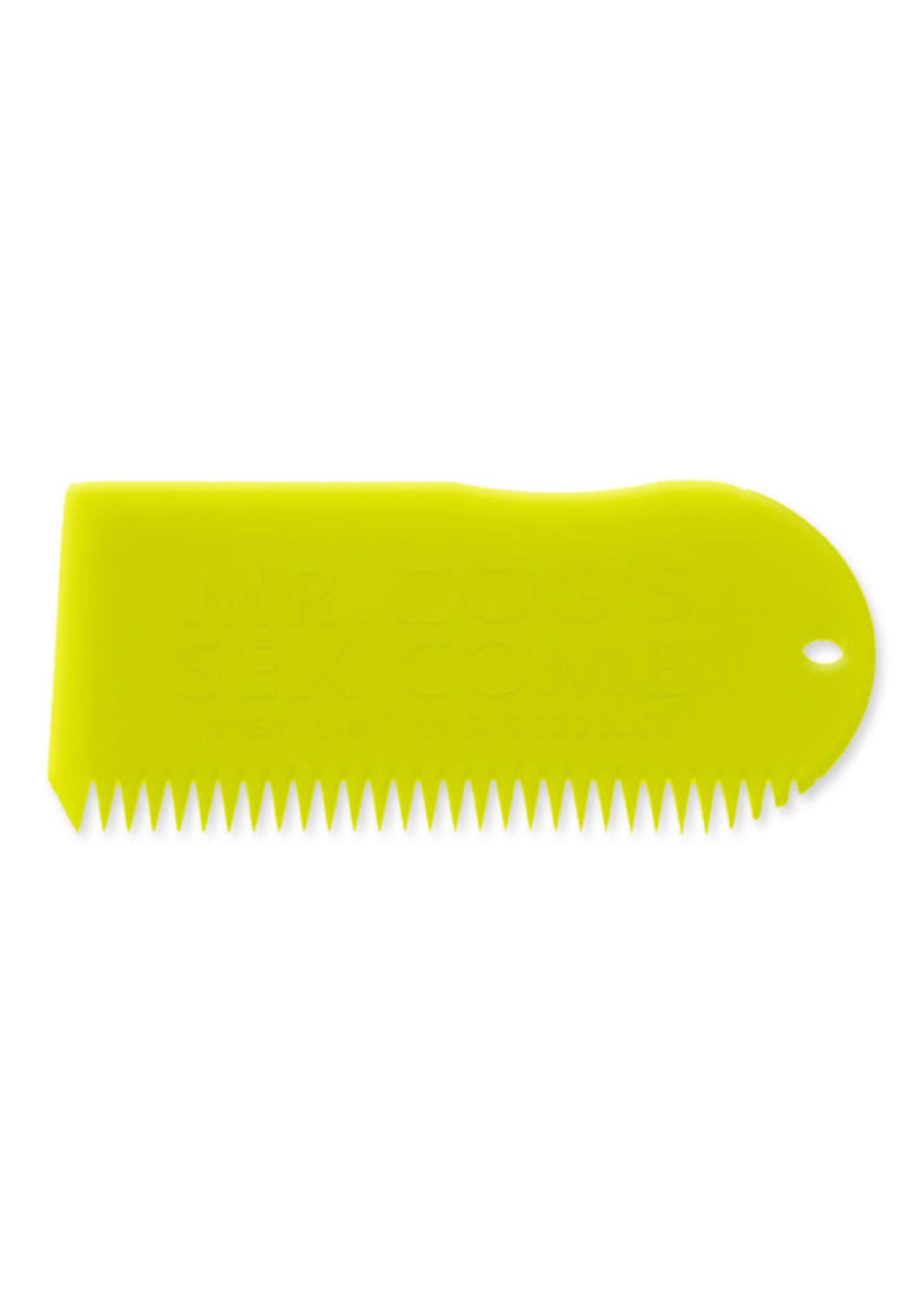 Sex Wax Sex Wax Wax Comb Yellow