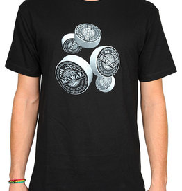 Sex Wax 3D-Bars T-Shirt Black