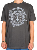 Sex Wax Freedom T-Shirt Charcoal