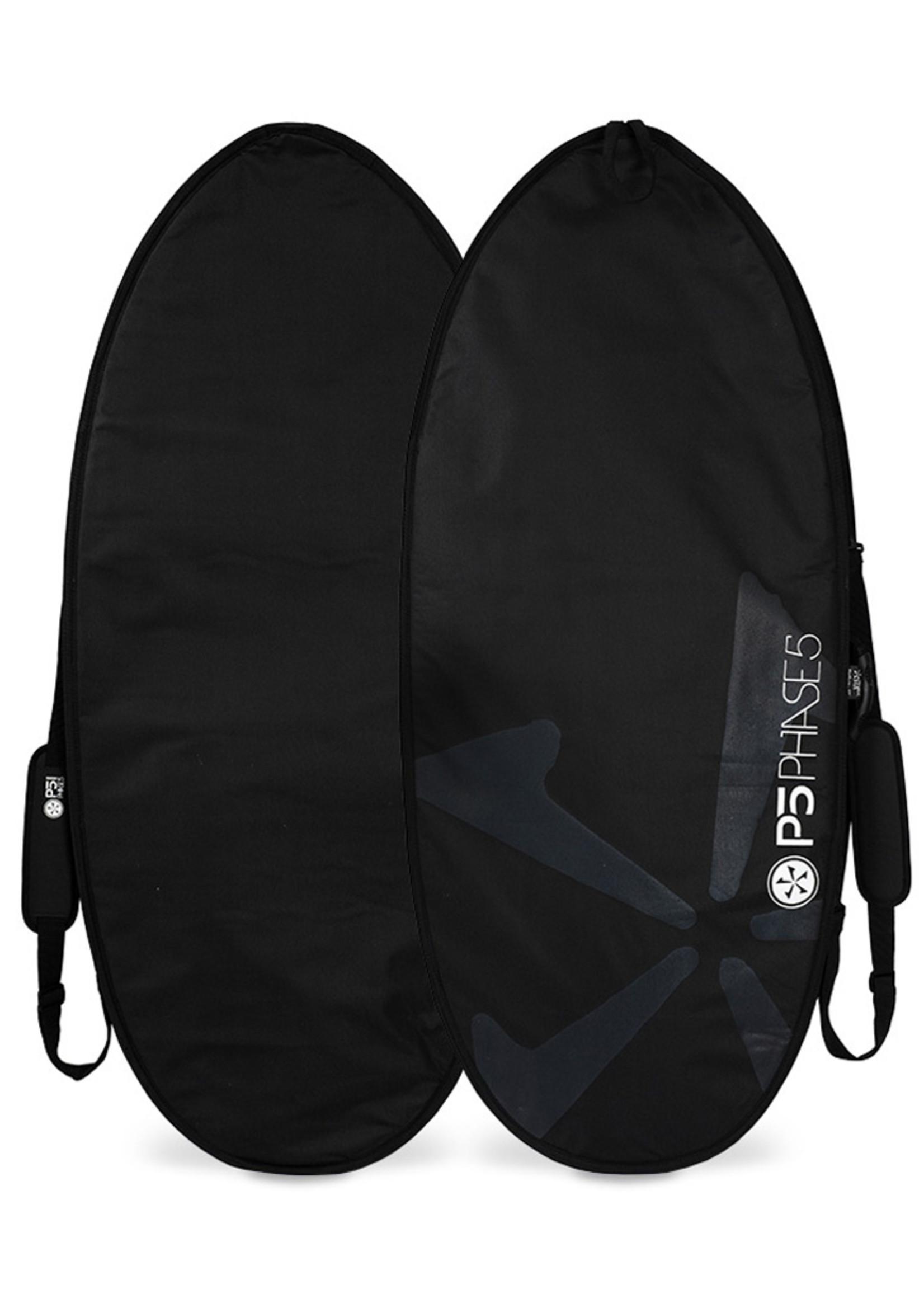 Phase Five Phase Five Deluxe Reisetasche für Wakesurfbretter Schwarz