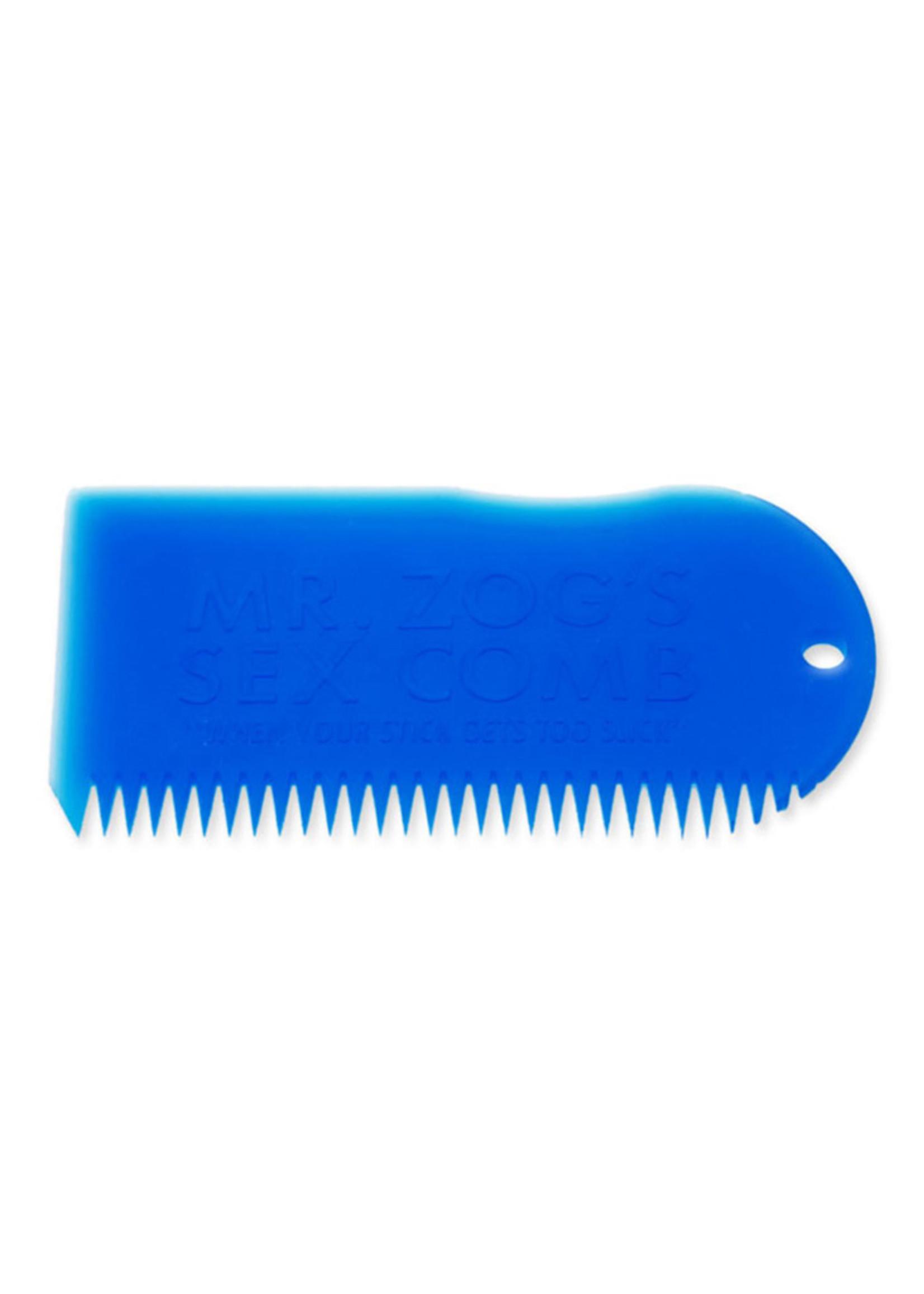 Sex Wax Sex Wax Wax Comb Blue