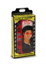 Close Up Fingerboards Close Up Bud Michael Jackson 34 mm Generation 5.1 Fingerboard Bausatz