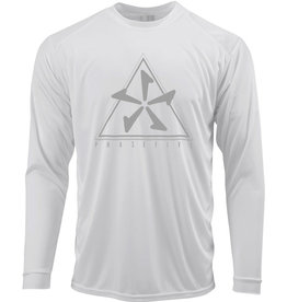 Phase Five Phase Five Long Sleeve Tee Rash Tank Grey