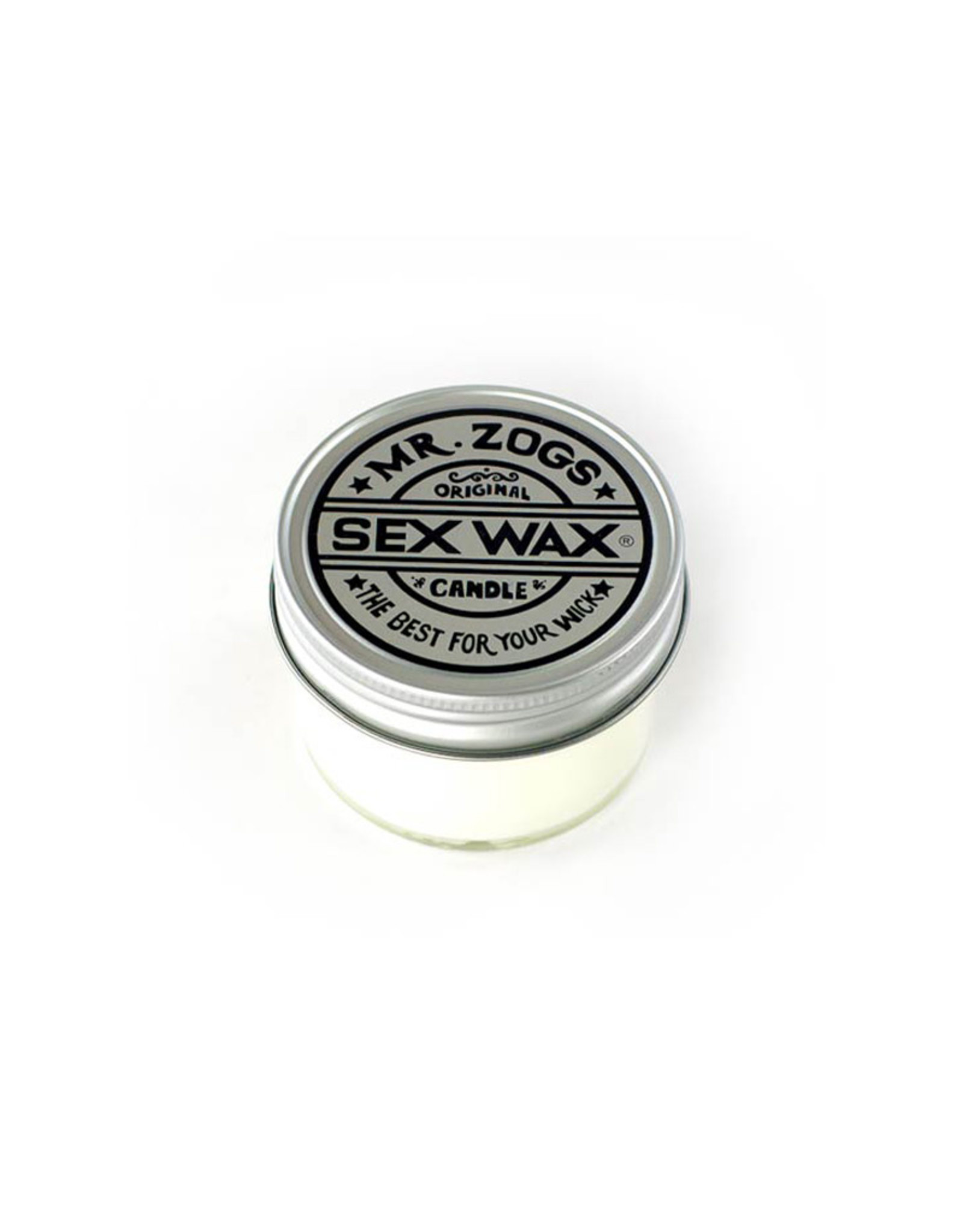 Sex Wax Sex Wax Candle 4 Oz. Glass Coconut