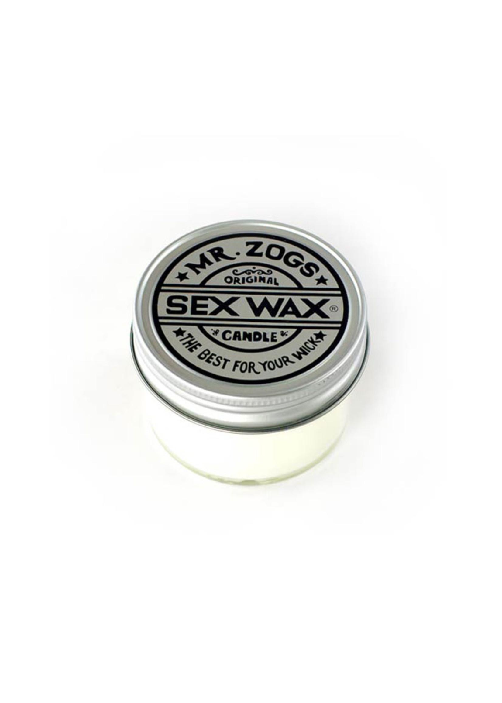 Sex Wax Sex Wax Duftkerze im 120 ml Einmachglas Kokosgeschmack