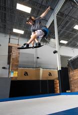 Snowboard Addiction Snowboard Addiction Trampolin Training Board