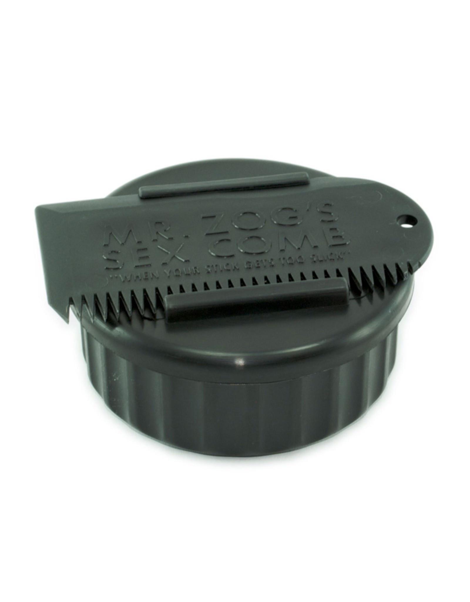 Sex Wax Sex Wax Wax Container & Comb Black