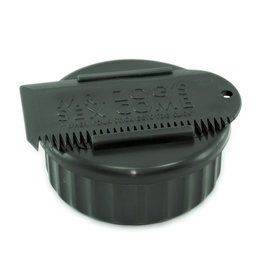 Sex Wax Wax Container & Comb Black