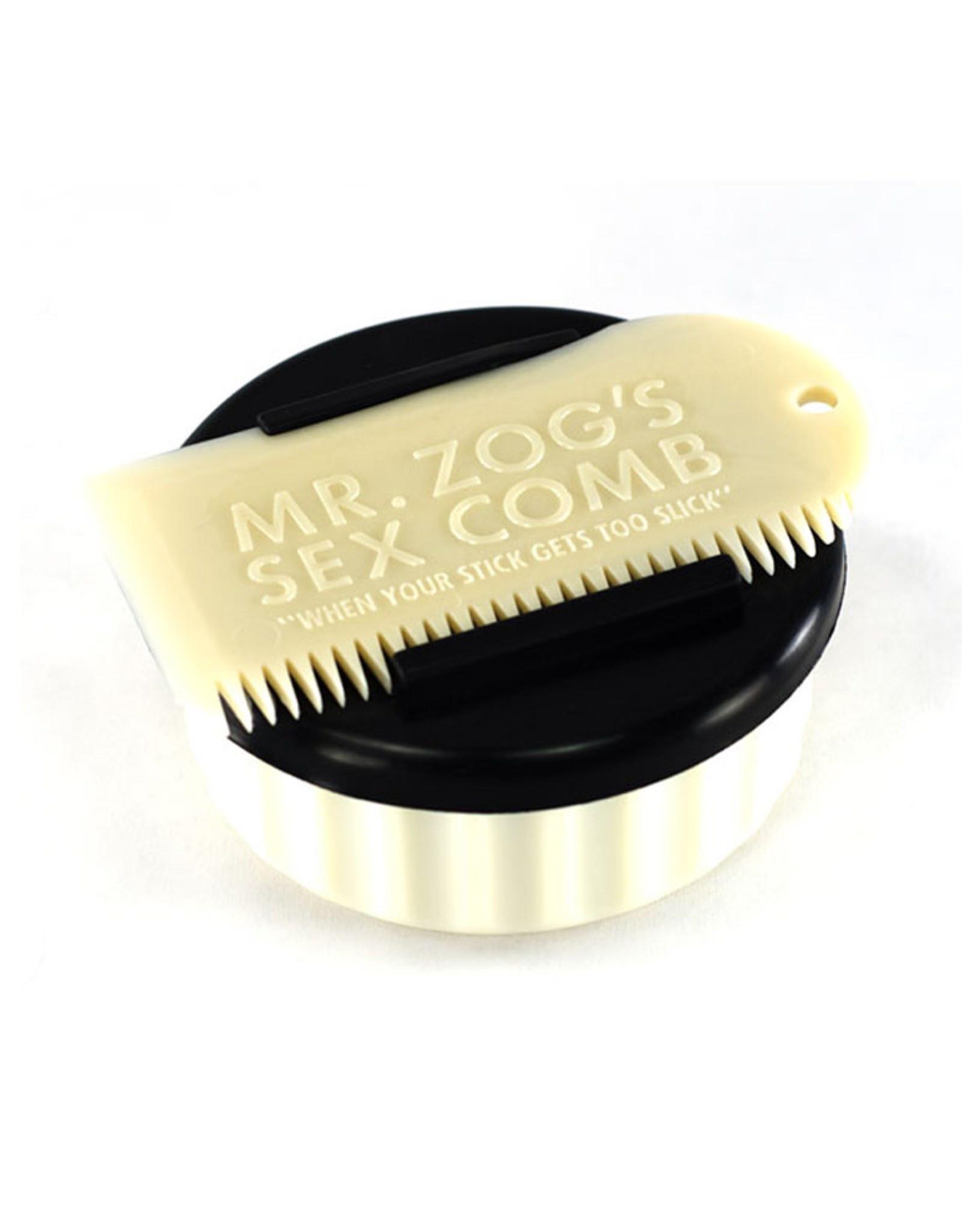 Sex Wax Sex Wax Wax Container & Comb Bone