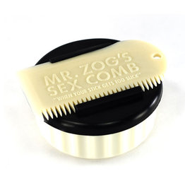 Sex Wax Wax Container & Comb Bone