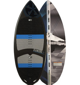 "Phase Five Phase Five Diamond Carbon 57"" Demo Board"