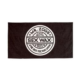 Sex Wax Sex Wax Strandtuch Schwarz
