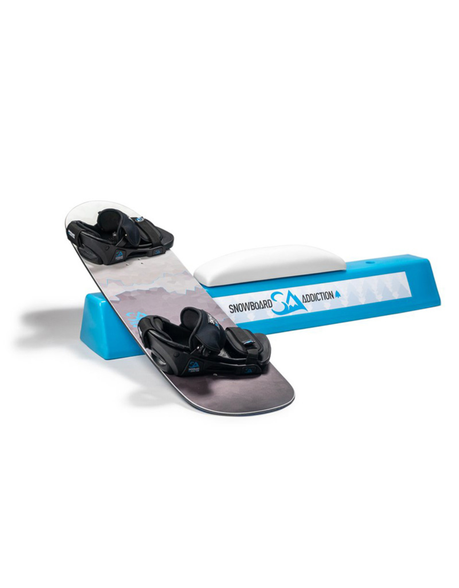 Snowboard Addiction Snowboard Addiction Jib Training Setup