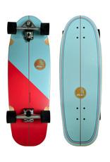 "Slide Surfskates Slide Gussie Amuitz 31"" Surfskate Complete"