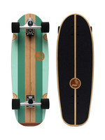 "Slide Surfskates Gussie Avalanche 31"""