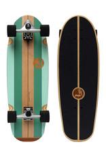 """Slide Surfskates Slide Gussie Avalanche 31"""" Surfskate Komplettbrett"""