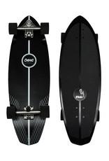 """Slide Surfskates Slide Diamond Carving LTD 32"""" Surfskate Komplettbrett"""