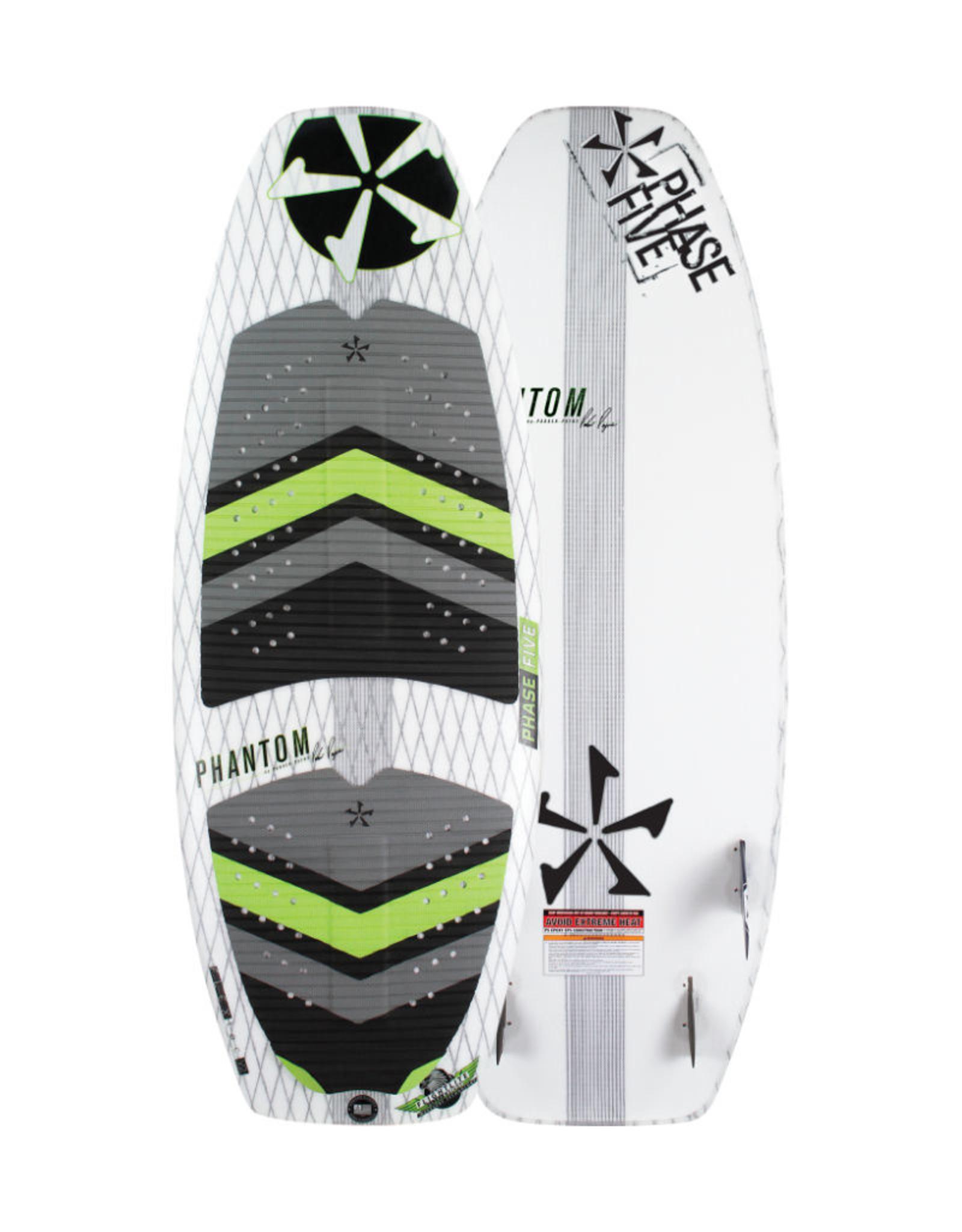 """Phase Five Phase Five Phantom 50"""" Surf-Style Wakesurf"""