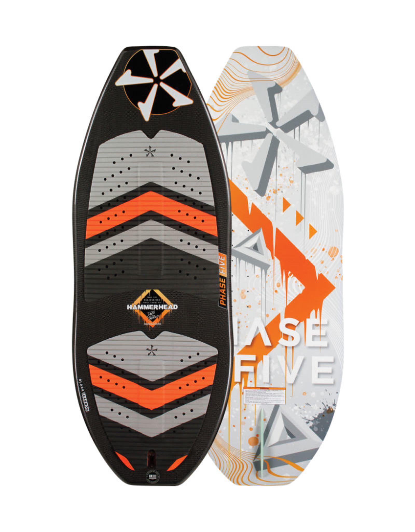 "Phase Five Phase Five Hammerhead 50"" Skim Style Wakesurf"