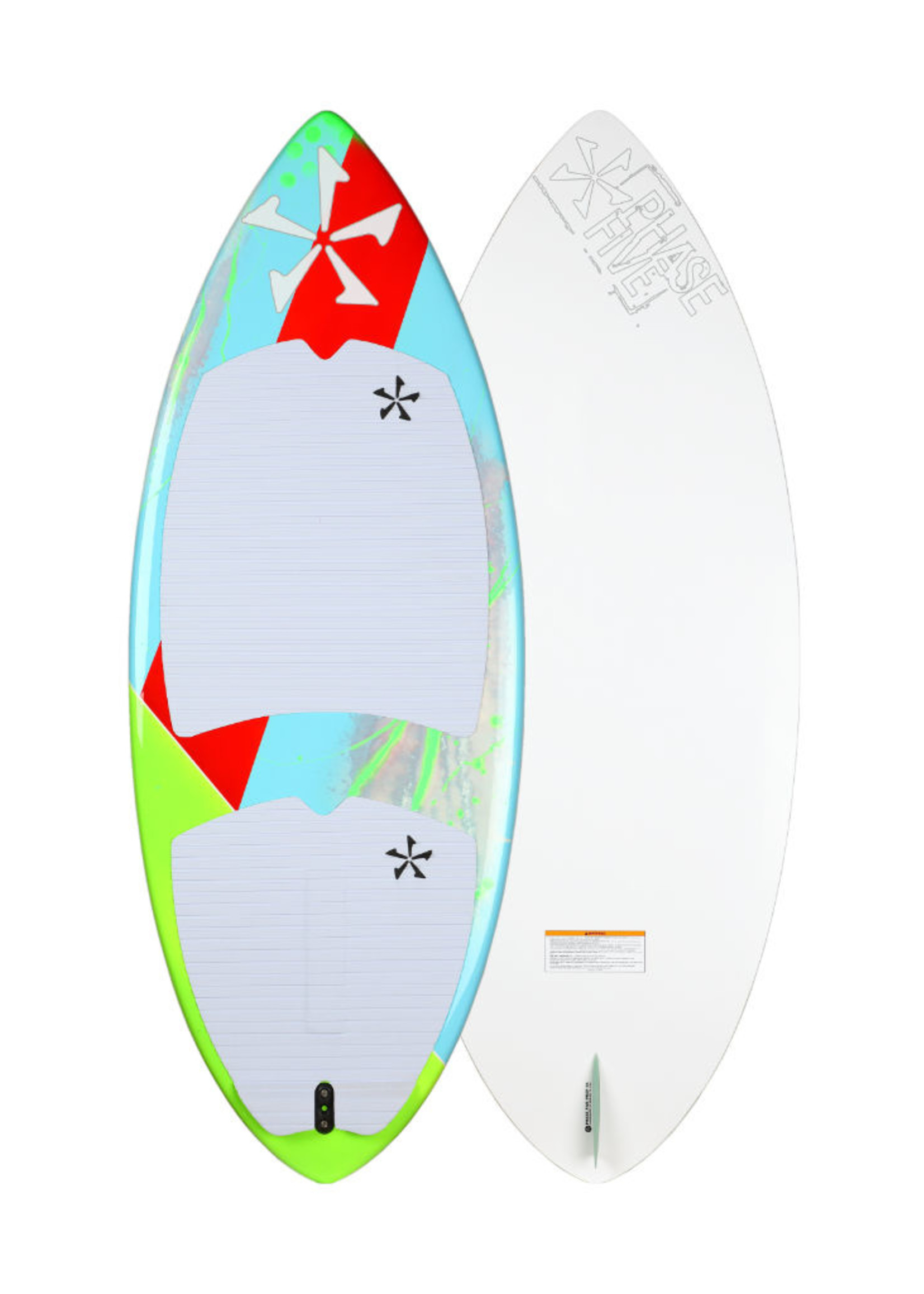 "Phase Five Phase Five Prop 54"" Skim-Style Wakesurf"