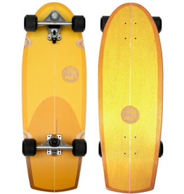 "Slide Surfskates Slide Sunset Quad 30"""