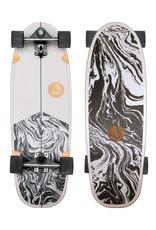"""Slide Surfskates Slide Gussie Stingray 31"""" Surfskate Complete"""