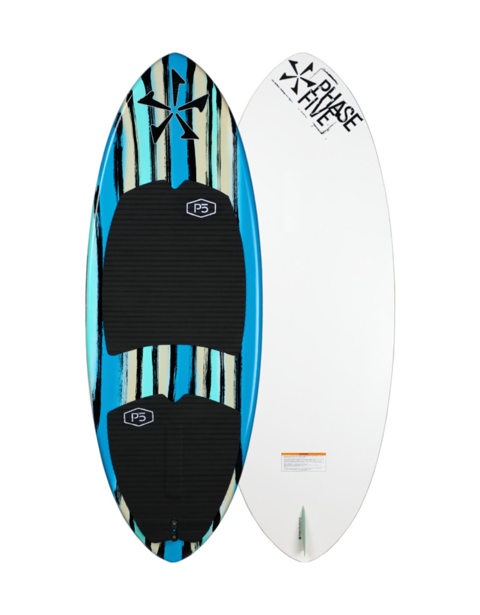 "Phase Five Phase Five Oogle 58"" Skim-Style Wakesurf"