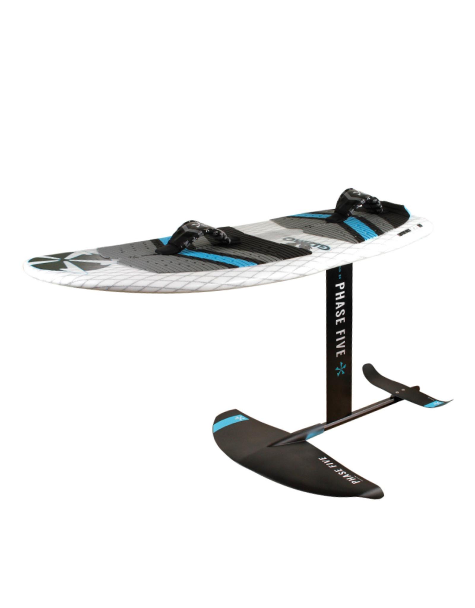 Phase Five Phase Five Gizmo Wakesurf Hydrofoil Brett + Tragflügel Paket