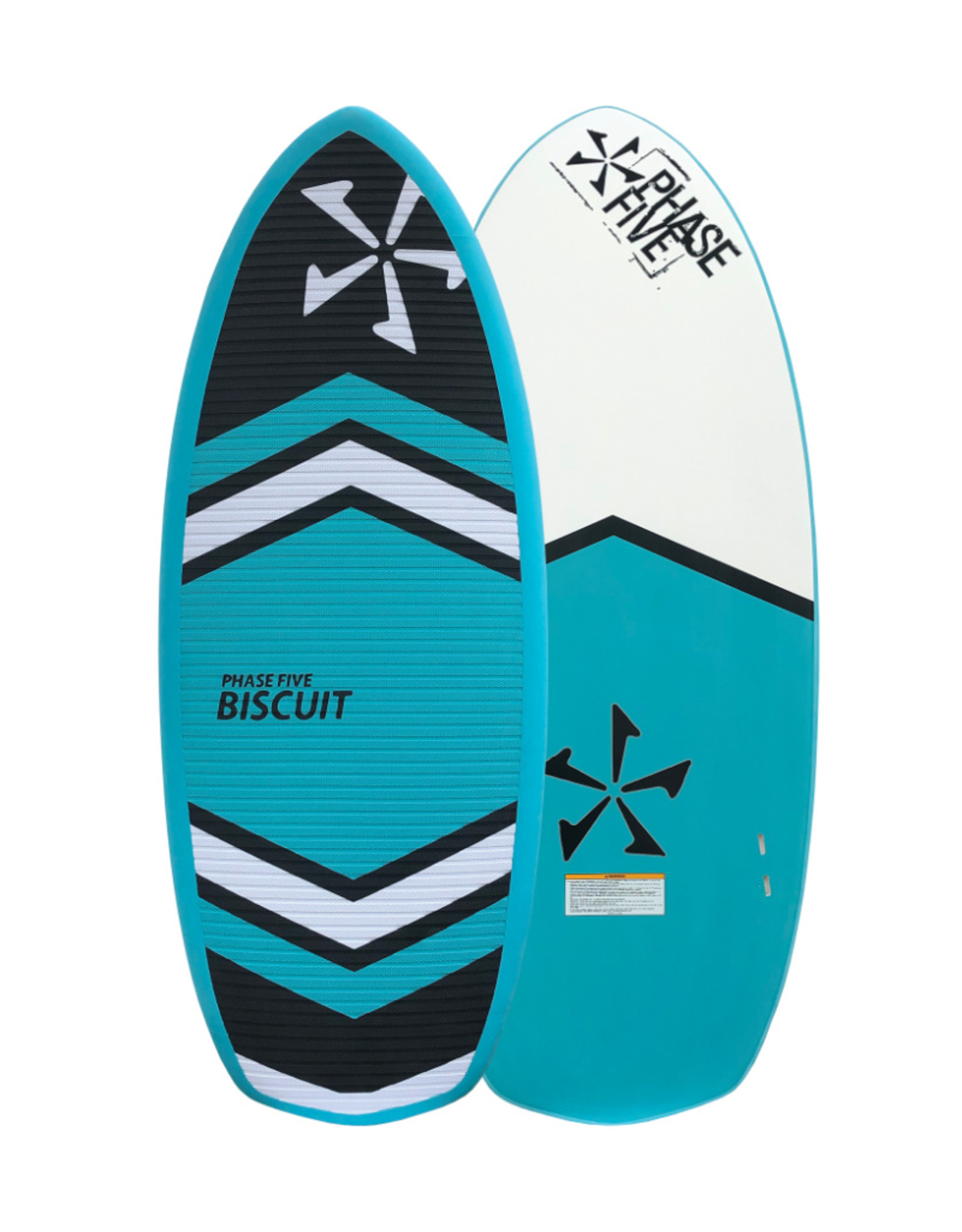 "Phase Five Phase Five Biscuit 54"" Surf-Style Wakesurf"