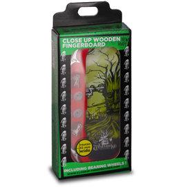 Close Up Fingerboards Close Up Trauma Suicidal Tree