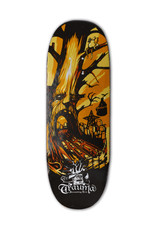 Close Up Fingerboards Close Up Trauma Screeming Tree 34 mm Generation 5.1 Fingerboard Setup