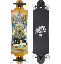 "Landyachtz Landyachtz Switchblade 38"" Maple Cobra Bat"