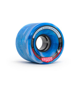 Hawgs Wheels Chubby Blue