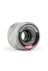 Hawgs Wheels Hawgs Chubby Wheels 60 mm 78A Grey/White Swirl Set of 4
