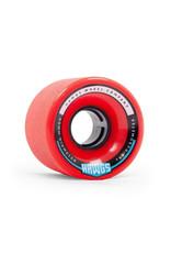 Hawgs Wheels Hawgs Chubby Wheels 60 mm 78A Red Set of 4