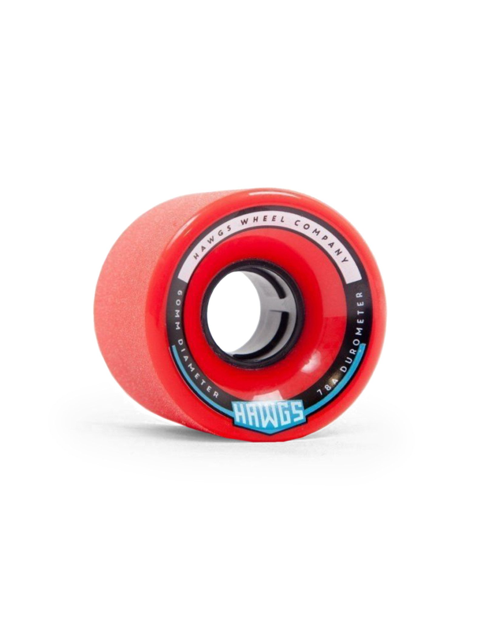 Hawgs Wheels Hawgs Chubby Rollen 60 mm 78A Red 4er-Set