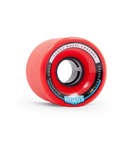 Hawgs Wheels Chubby Red