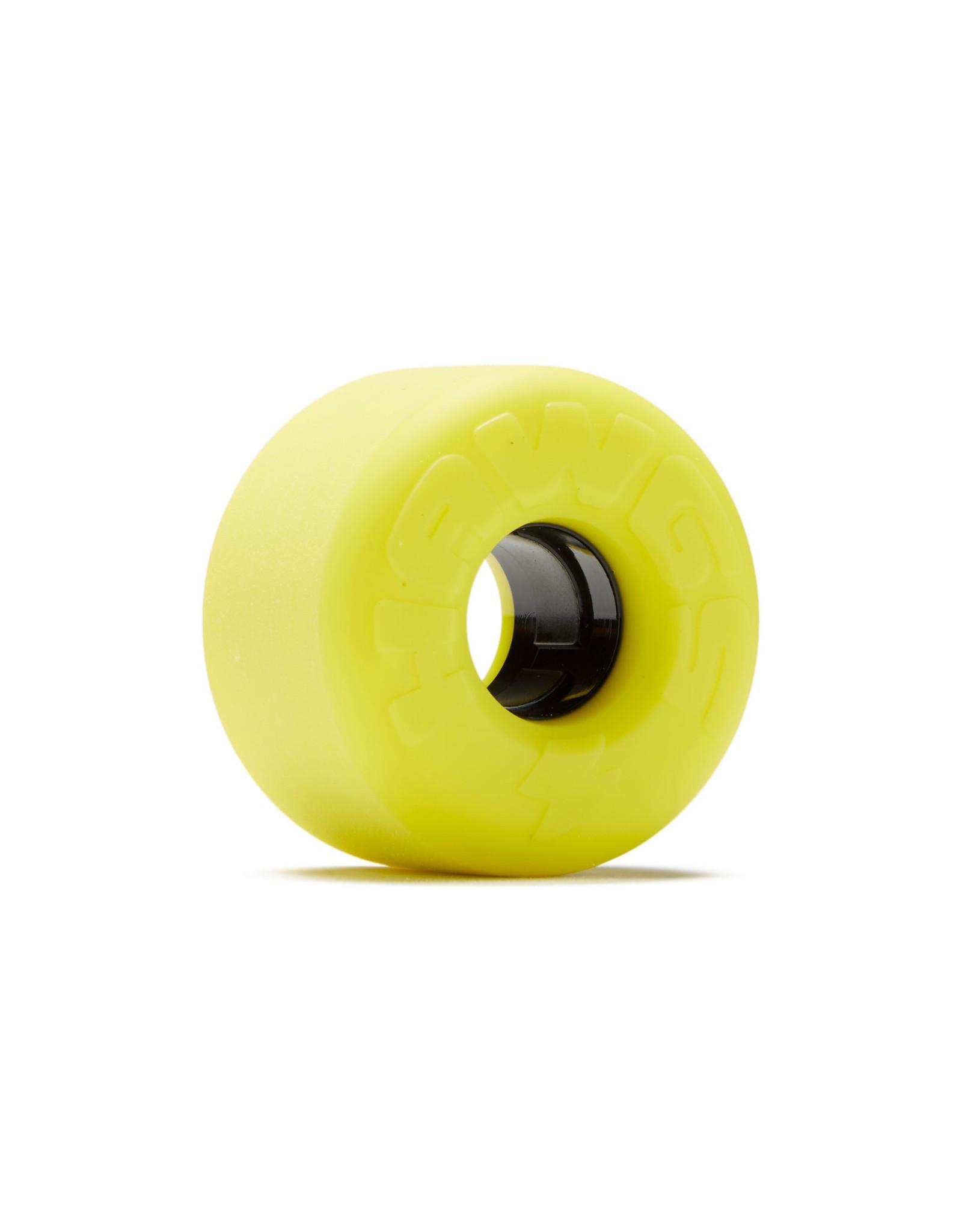 Hawgs Wheels Hawgs Lil' EZ Wheels 60 mm 78A Flat Banana Set of 4