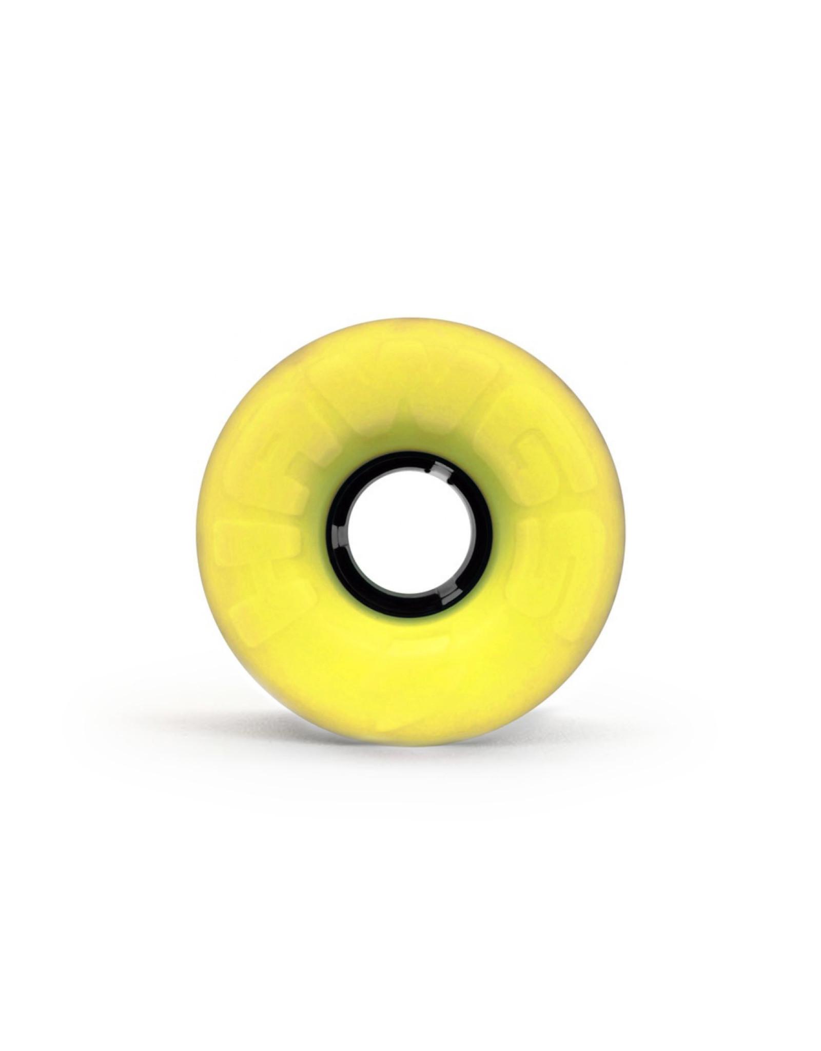 Hawgs Wheels Hawgs Lil' EZ Rollen 60 mm 78A Flat Banana 4er-Set
