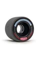 Hawgs Wheels Hawgs Fatty Rollen 63 mm 78A Black 4er-Set