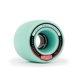 Hawgs Wheels Fatty Ocean Teal
